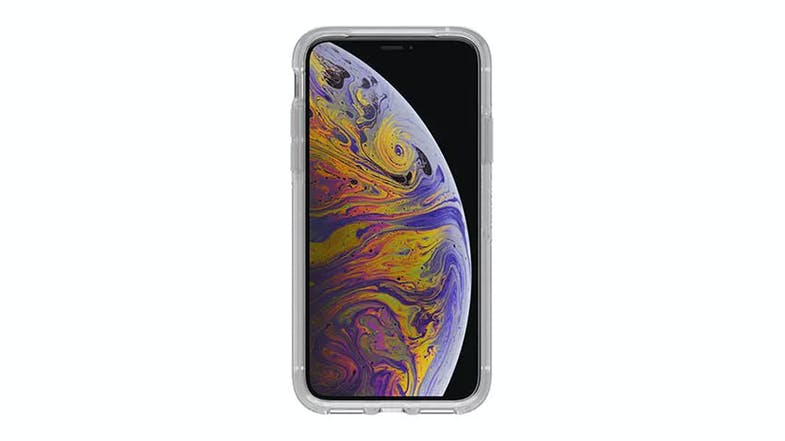 Otterbox Symmetry All Blacks Case for iPhone XS - Clear