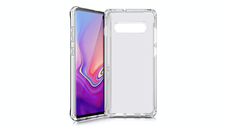 ITSkins Spectrum Case for Samsung S10 Plus  - Clear