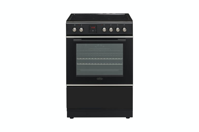 Belling 60cm Freestanding Oven with Ceramic Cooktop