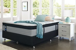 Mason Plush King Single Bed by Sealy Posturepedic