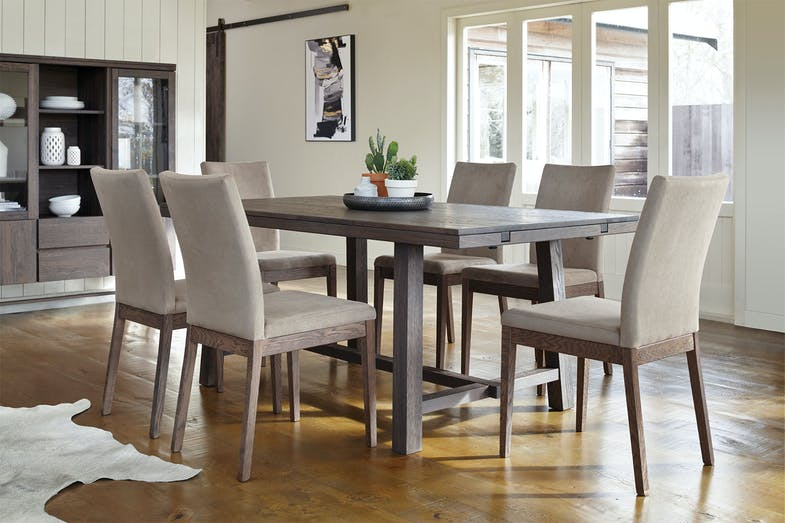 Tropez 7 Piece Dining Suite by Paulack Furniture