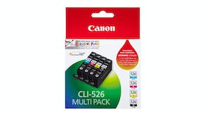 Canon CLI526 Multipack Black, Yellow, Cyan, Magenta