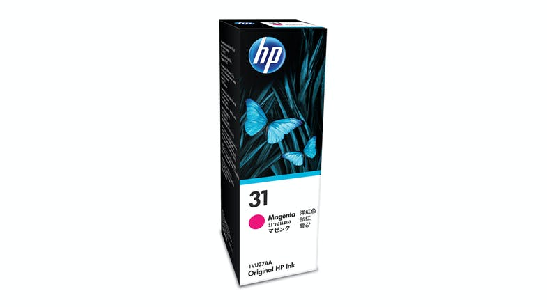 HP 31 70ml Original Ink Bottle - Magenta