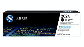 HP 202A Laserjet Toner Cartridge Black
