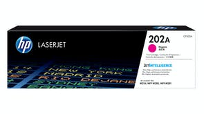 HP 202A Laserjet Toner Cartridge Magenta