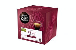 Dolce Gusto Peru Coffee Capsules