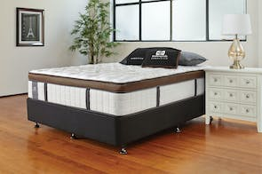 Kingston Firm Double Bed by Sealy Posturepedic