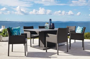 Pagani 7 Piece Dining Setting