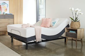 23cm Vega Medium Queen Mattress by Tempur