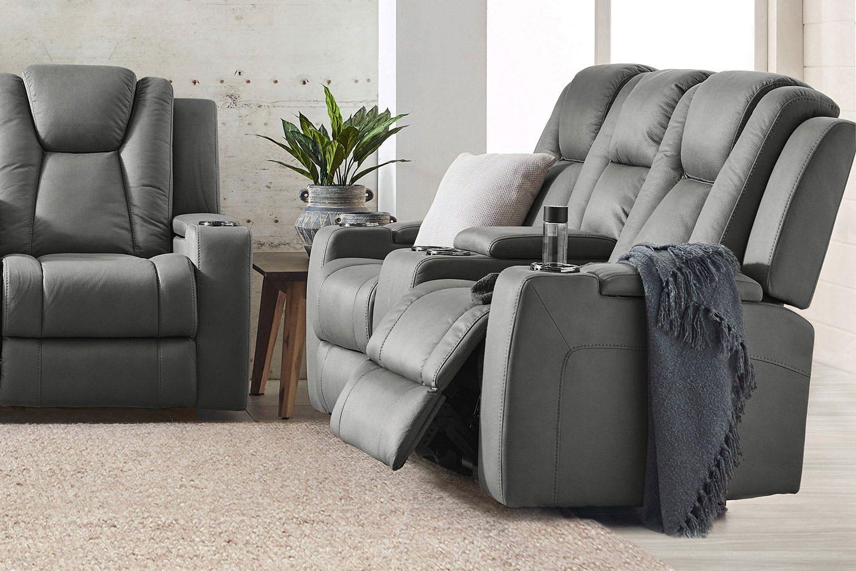 Admirable White Haven 2 Seater Fabric Electric Recliner Sofa Uwap Interior Chair Design Uwaporg