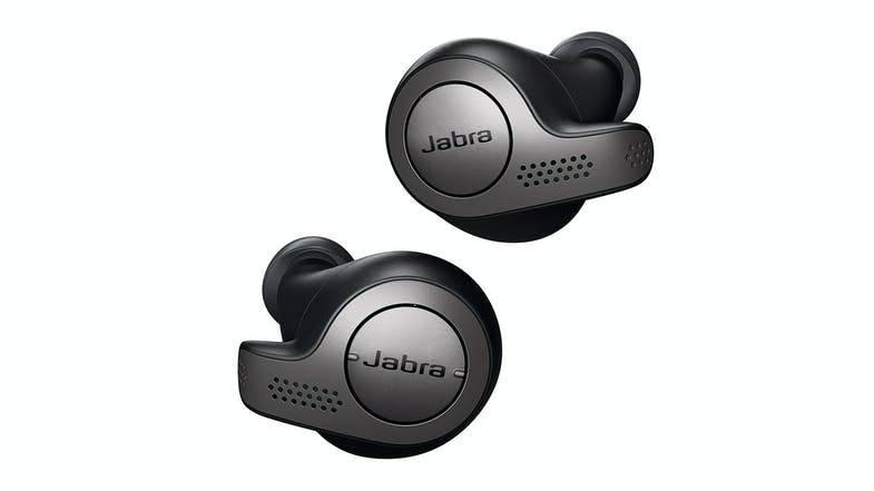 Jabra Elite 65t Wireless In-Ear Headphones - Titanium Black