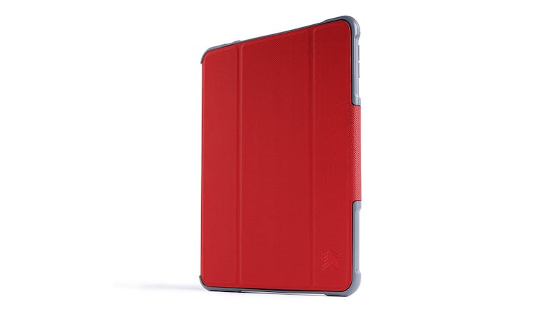 STM iPad Mini 4 / 5 Dux Plus Duo - Red