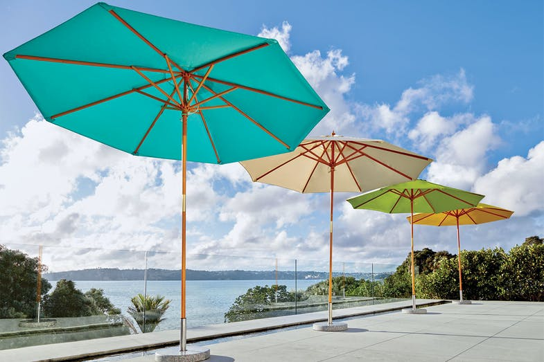 Cosmic 2.7m Outdoor Umbrella by Peros