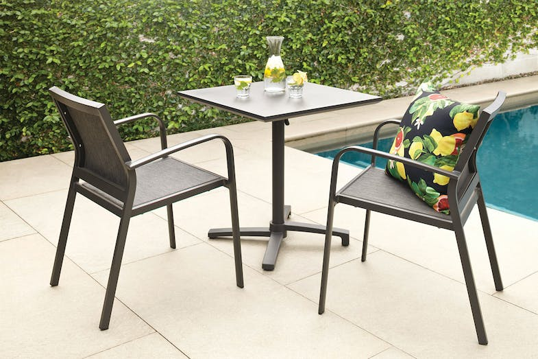 Wessex 3 Piece Outdoor Dining Setting
