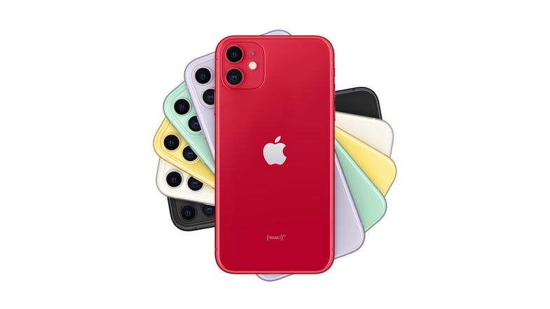 iPhone 11 64GB on Spark - Red