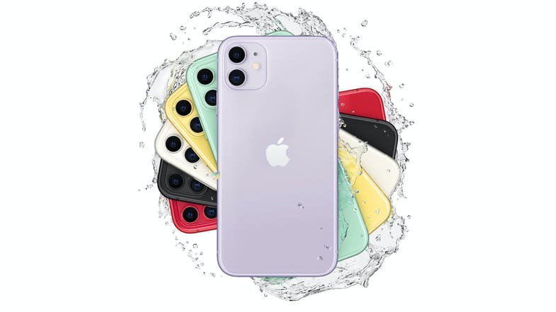 iPhone 11 64GB on Spark - Yellow