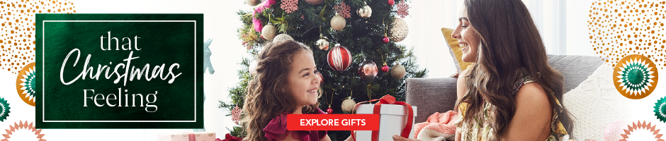 That Christmas Feeling - explore gifts